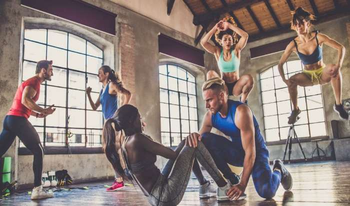 The Best Group Fitness Classes in Denver article image