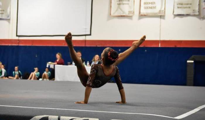 Competitive Gymnastics article image