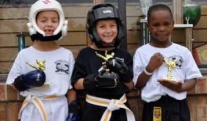 Kids Martial Arts image