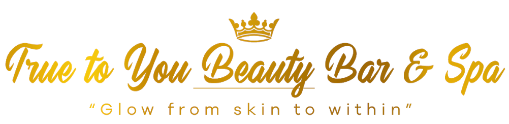 True To You Beauty Bar & Spa Logo