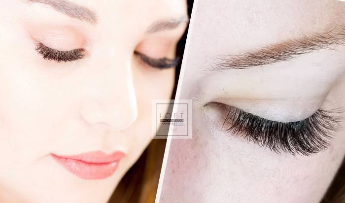 Certified Eyelash Extensions image