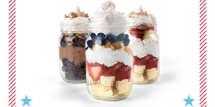 FREE Jar Dessert With Purchase Of Adult Meal offer image