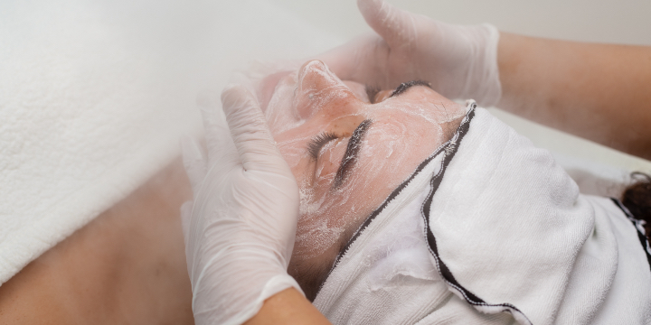 Deep Cleaning Facial with Extractions $65 offer image