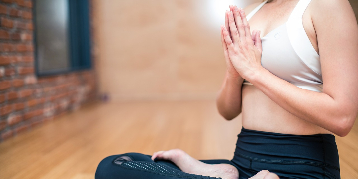 FREE Class + 20% OFF Yoga Package Of Your Choice offer image
