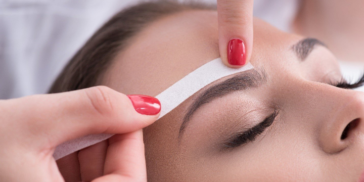 ONLY $19.99 For Eyebrow Wax & Tint ($50 Value!) offer image