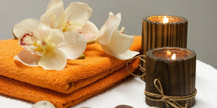 Spa Packages (90-min massage, Body scrub, Body wrap) $350 Value for ONLY $150 offer image