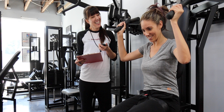 HALF OFF the first appointment (initial consultation with first workout) offer image