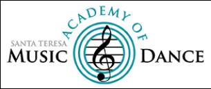 Santa Teresa Academy of Music and Dance Logo