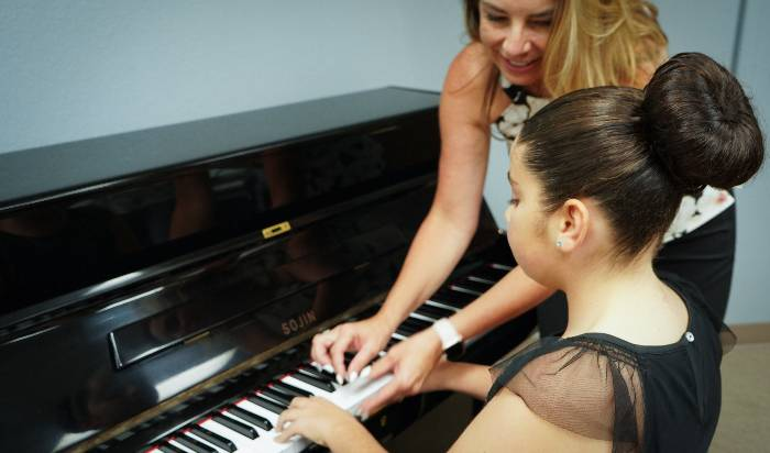 Private Music Lessons on any instrument.
