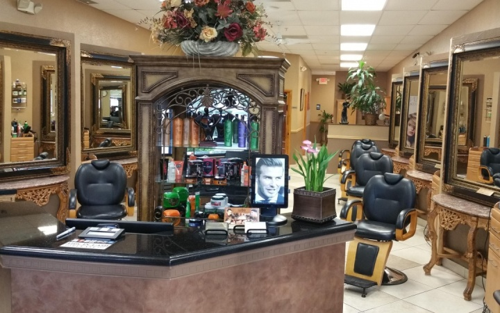 Club Men Barbershop & SPA image