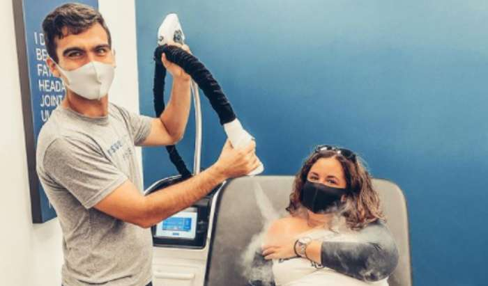 Local Cryotherapy article image