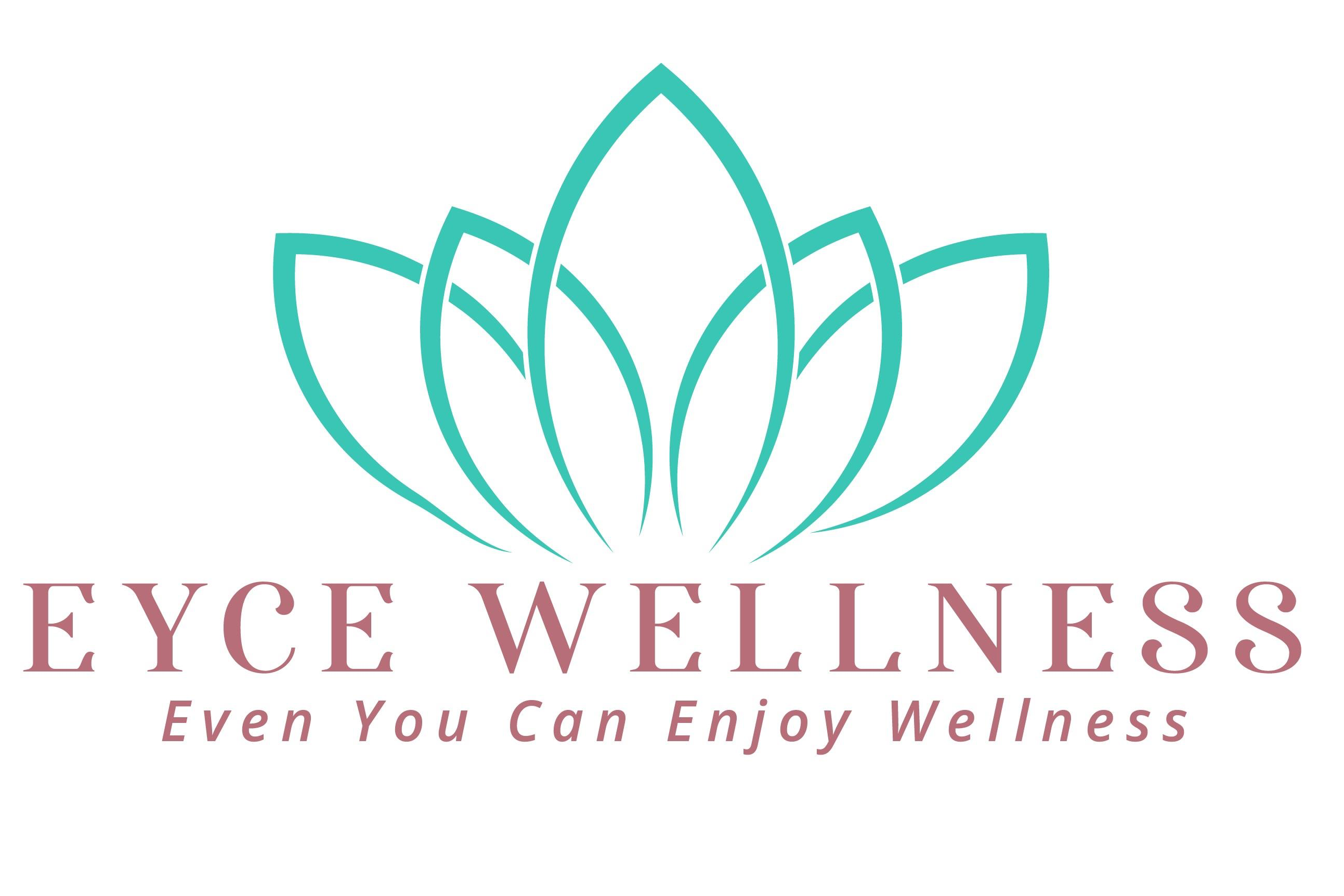 Eyce Wellness Mobile Logo