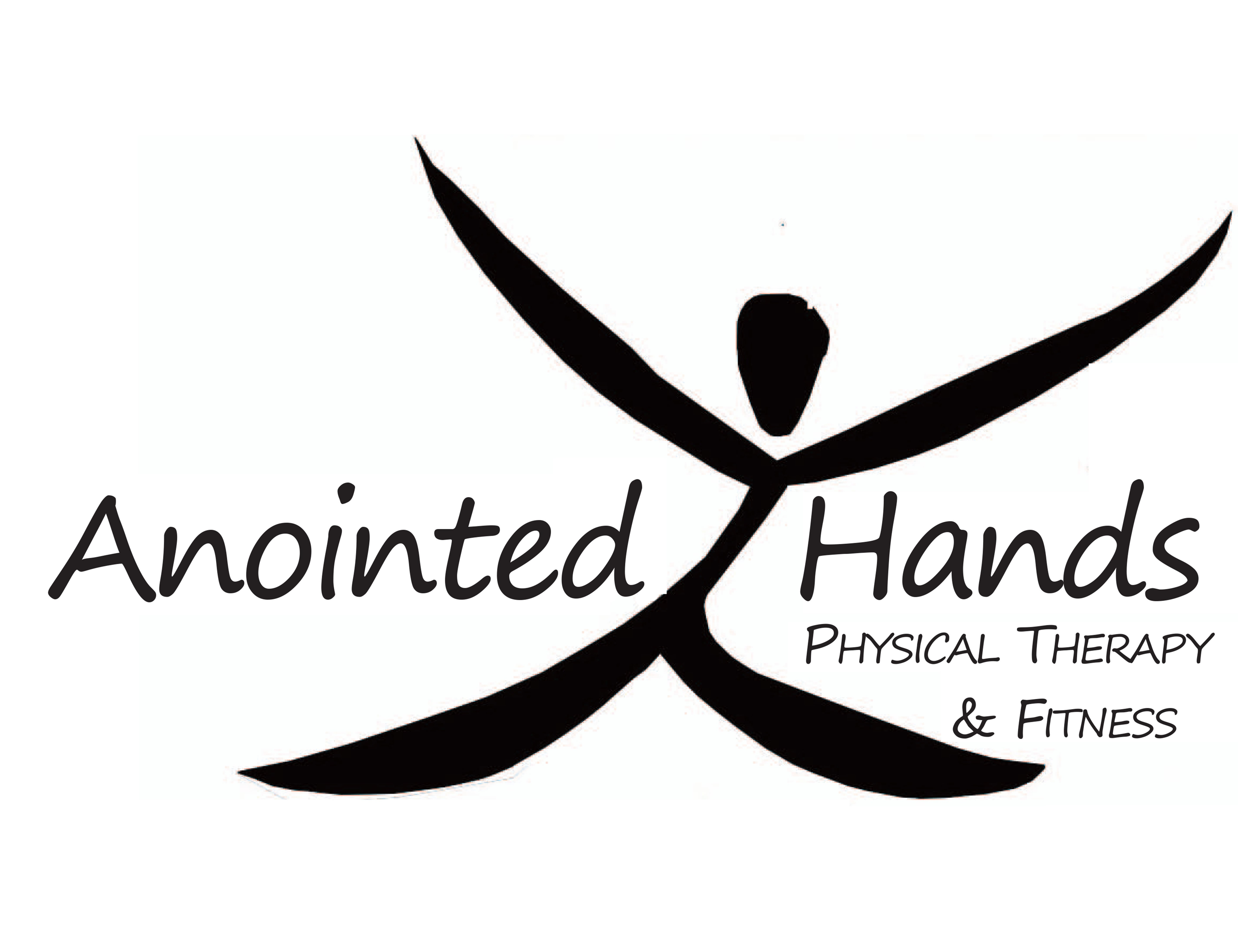 Anointed Hands Physical Therapy & Fitness Logo