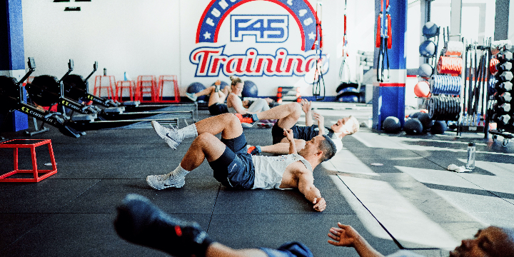 $98 for 1-Month Introductory Membership at F45 Training Fairfield USA (48% discount) offer image