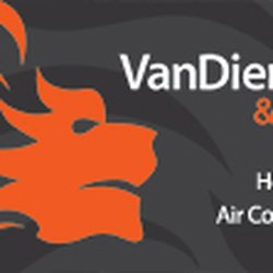 VanDiermen and Sons Heating and Air Conditioning Mission Logo