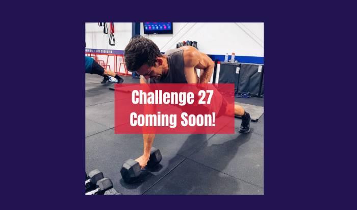 F45 Challenge 27 - Coming Soon image