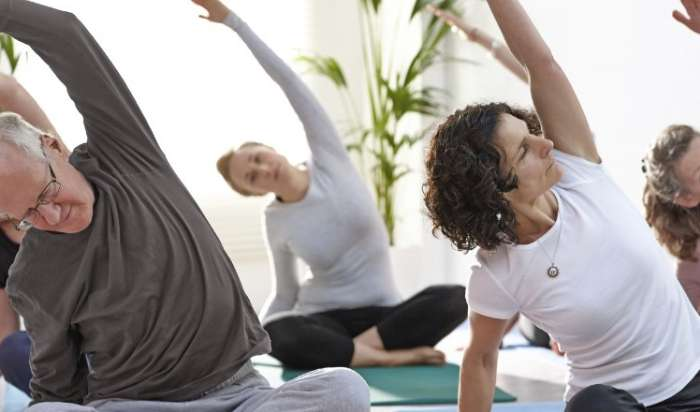 Slow Flow Yoga (All levels) article image