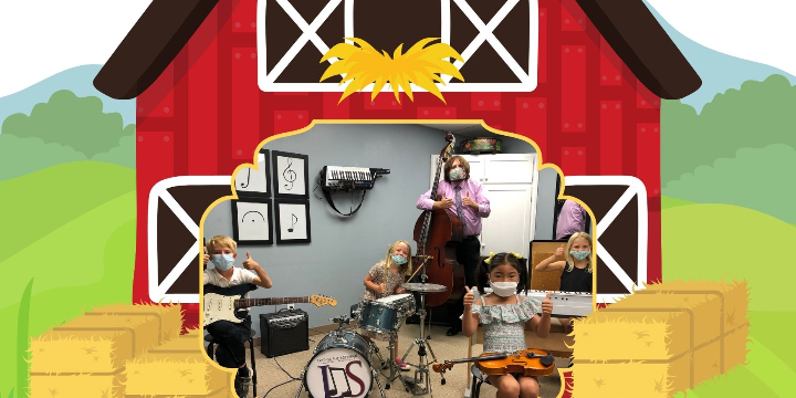 Mosey on in for Summer Music Camps - Save $35 with early enrollment! - Partner Offer Image