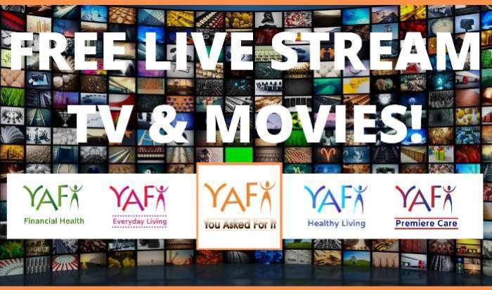 FREE STREAM TV FOR AFFILIATES article image