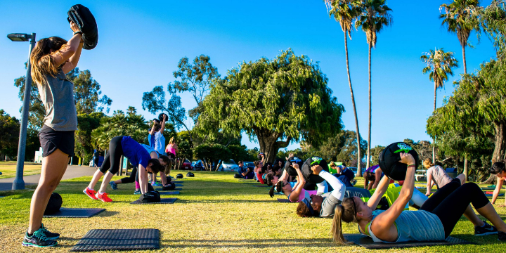 First Time Special - ONLY $19 for 3 outdoor or online Boot Camps! offer image