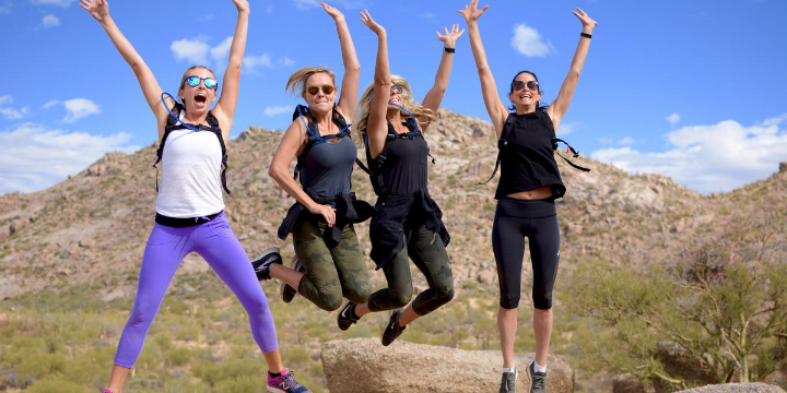 $30 OFF your first hiking tour!  offer image