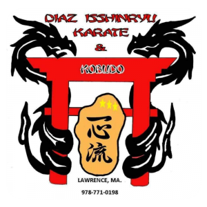 Diaz Isshinryu Karate & Kobudo LLC Mobile Logo