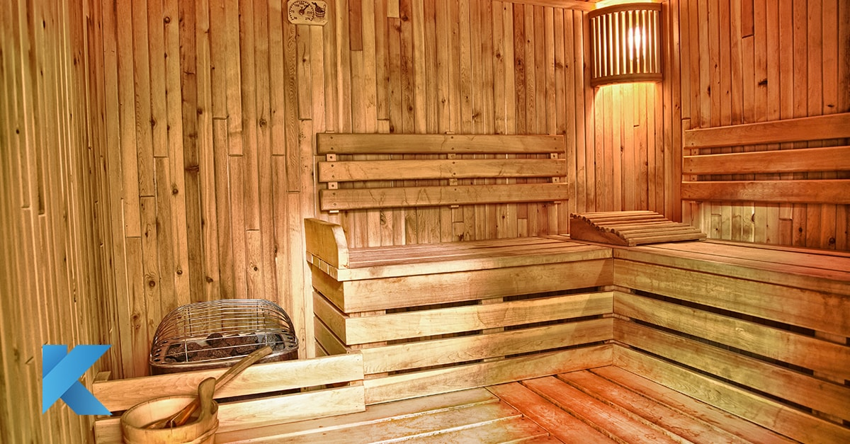 Steam & Sauna Rooms image