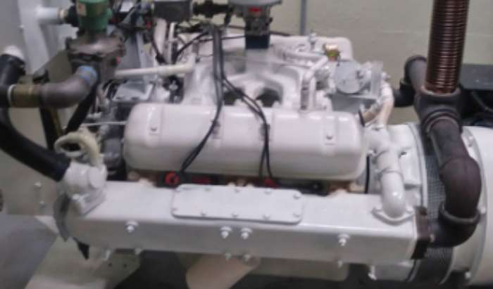 Generator Engines Repairs & Overhaul article image