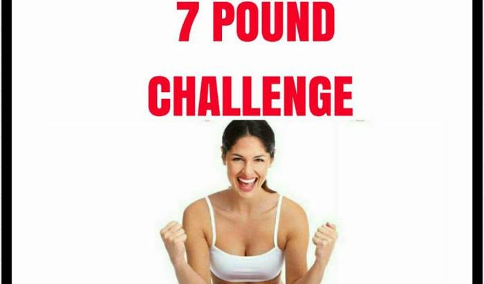 7lb Challenge (Jump Start Program)
