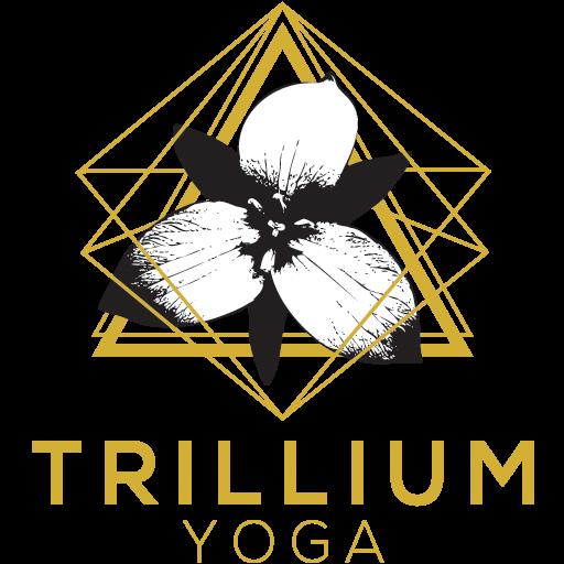 Trillium Yoga Logo