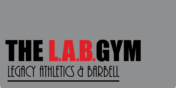 3 FREE Training Sessions at The LAB Gym - Partner Offer Image