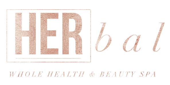 HER-bal Whole Health & Beauty Spa Logo