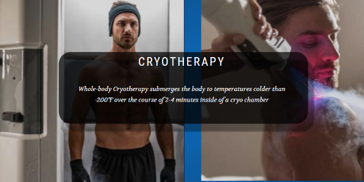 ONLY $30 Whole Body Cryotherapy (45% discount) offer image