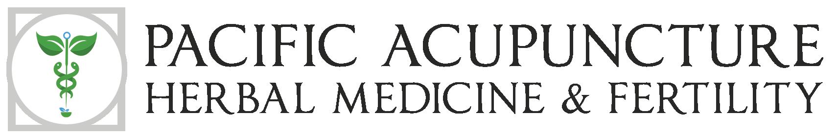 Pacific Acupuncture - Herbal Medicine & Fertility Logo