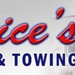 Maurice S Auto Repair Logo