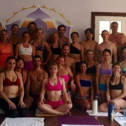 Bikram Yoga HI Kauai? Logo