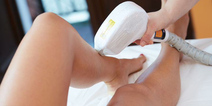 Buy six laser hair removal treatments get one area free at Solorzano Spa & Cafe  offer image
