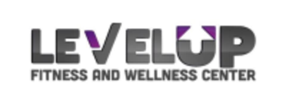 Level Up Fitness and Wellness Logo
