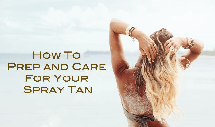 How to prepare for my spray tan session? article image