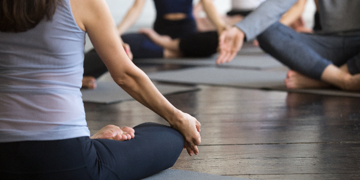 $39 for ONLY $39 for 30 days of Unlimited Yoga (68% discount) offer image