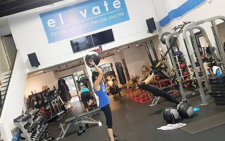 Elevate Training, Health and Wellness About Us Image