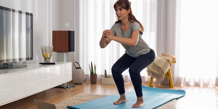 FREE WEEK UNLIMITED STREAMING CLASSES +  VIRTUAL FITNESS ASSESSMENT - Partner Offer Image