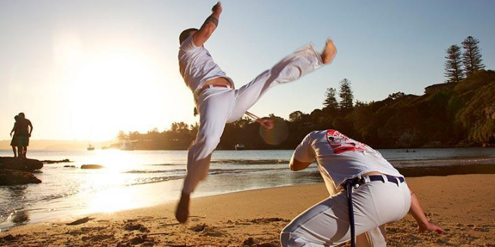 Comeback Special - 50% OFF One Month of Capoeira Classes! offer image