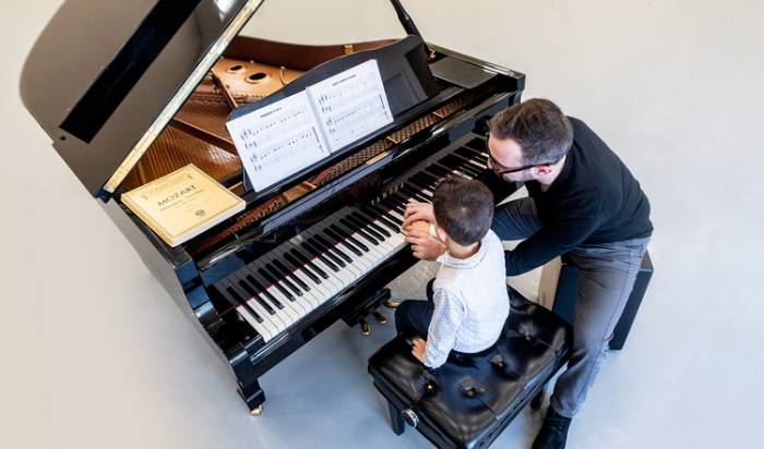 Piano Lessons image