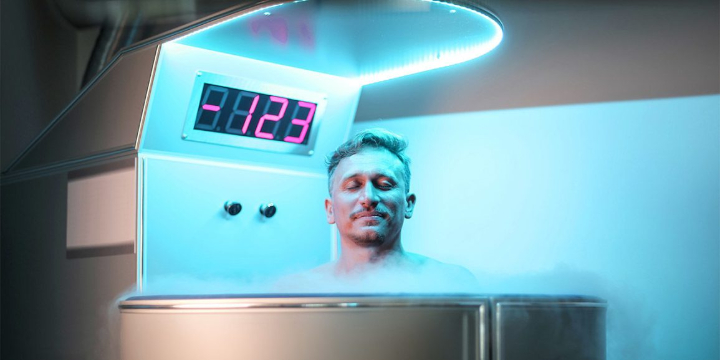$20 OFF Reg. Price for first Cryotherapy Session! - Partner Offer Image