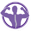 Haque Chiropractic Inc. & Lifestyle Fitness Mobile Logo
