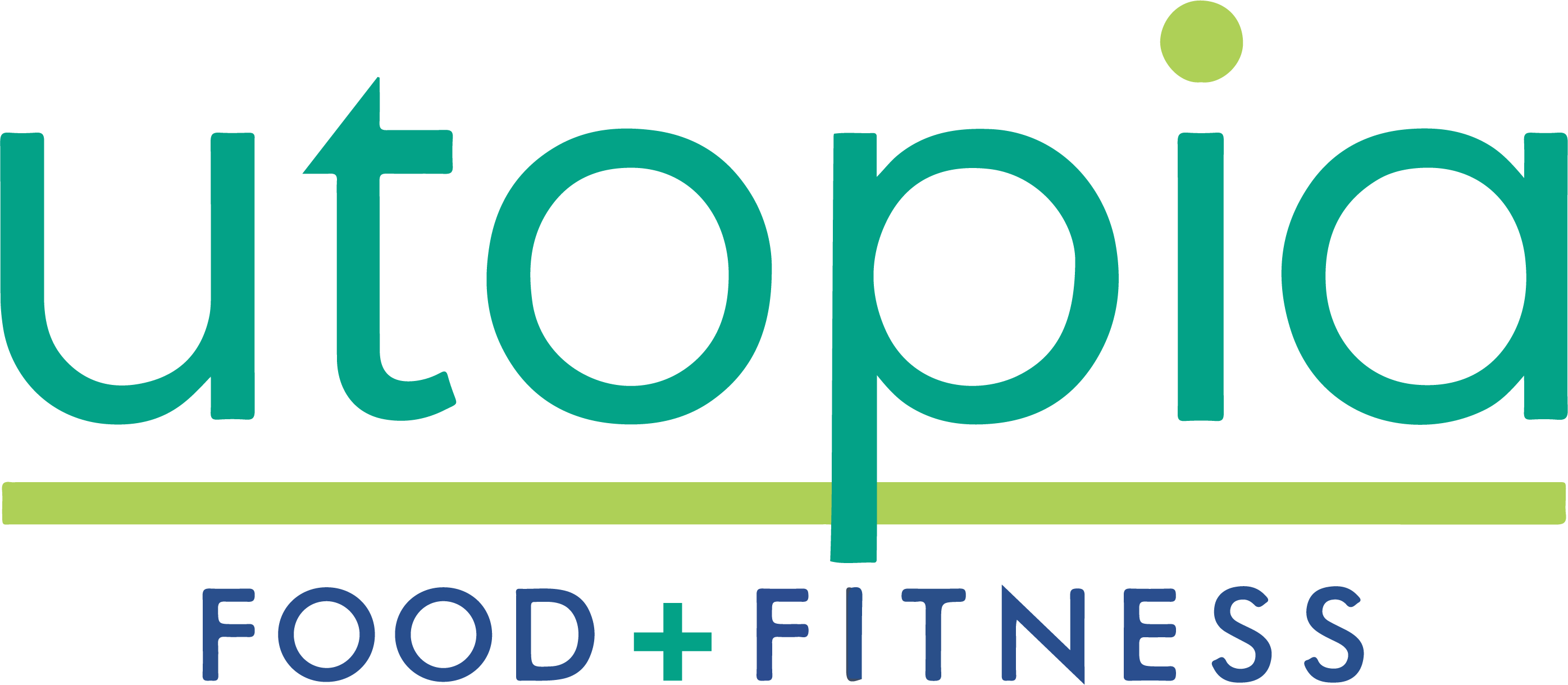 Utopia Food + Fitness - Southlake Mobile Logo