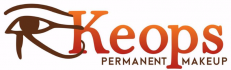 Keops Permanent Make Up Mobile Logo