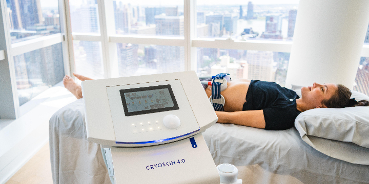 $100 GIFT CARD towards CRYOSKIN session - Partner Offer Image