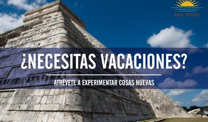 Vacaciones de tus sueños